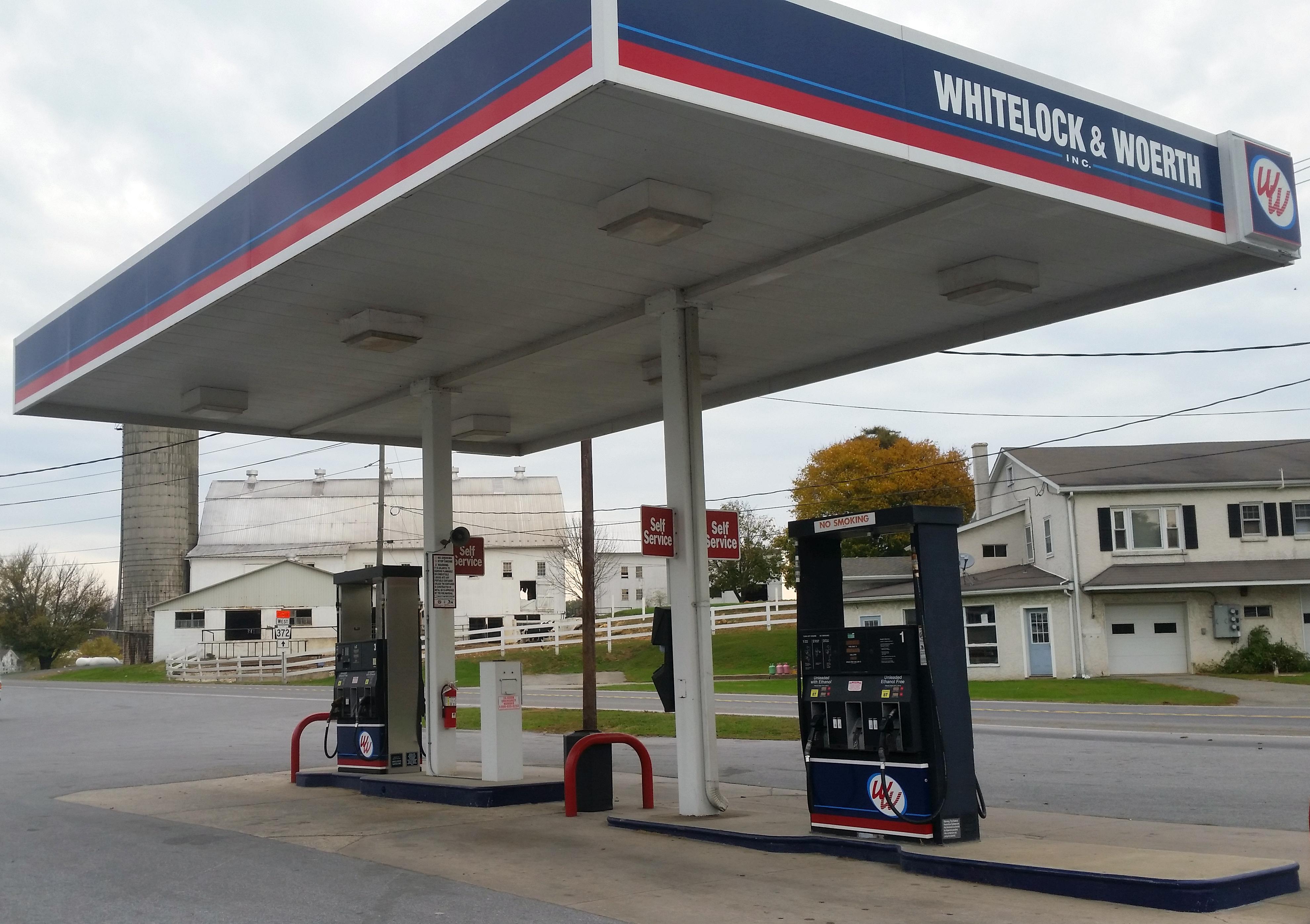 Diesel Fuel Station >> Fuel Station Whitelock Woerth